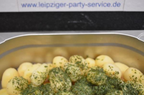 Petersilien Kartoffeln
